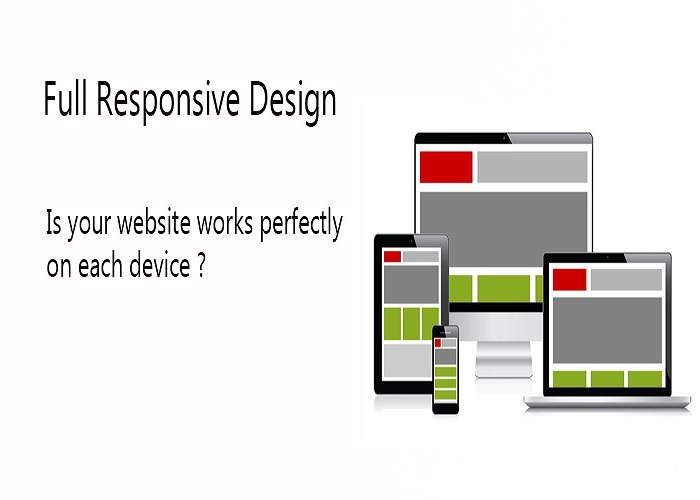 website layout tablets